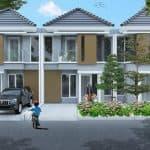 Puri Karyawangi - Perumahan Syariah Bandung Barat - Desain Rumah Tipe 45