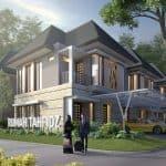 Royal Orchid Villa - Desain Rumah Tahfidz