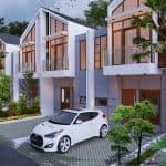 Cibiru Hills 3 - Rumah Syariah Bandung - Desain Fasad Tipe 50 1