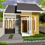 Cibiru Hills 3 - Rumah Syariah Bandung - Desain Fasad Tipe 36 1