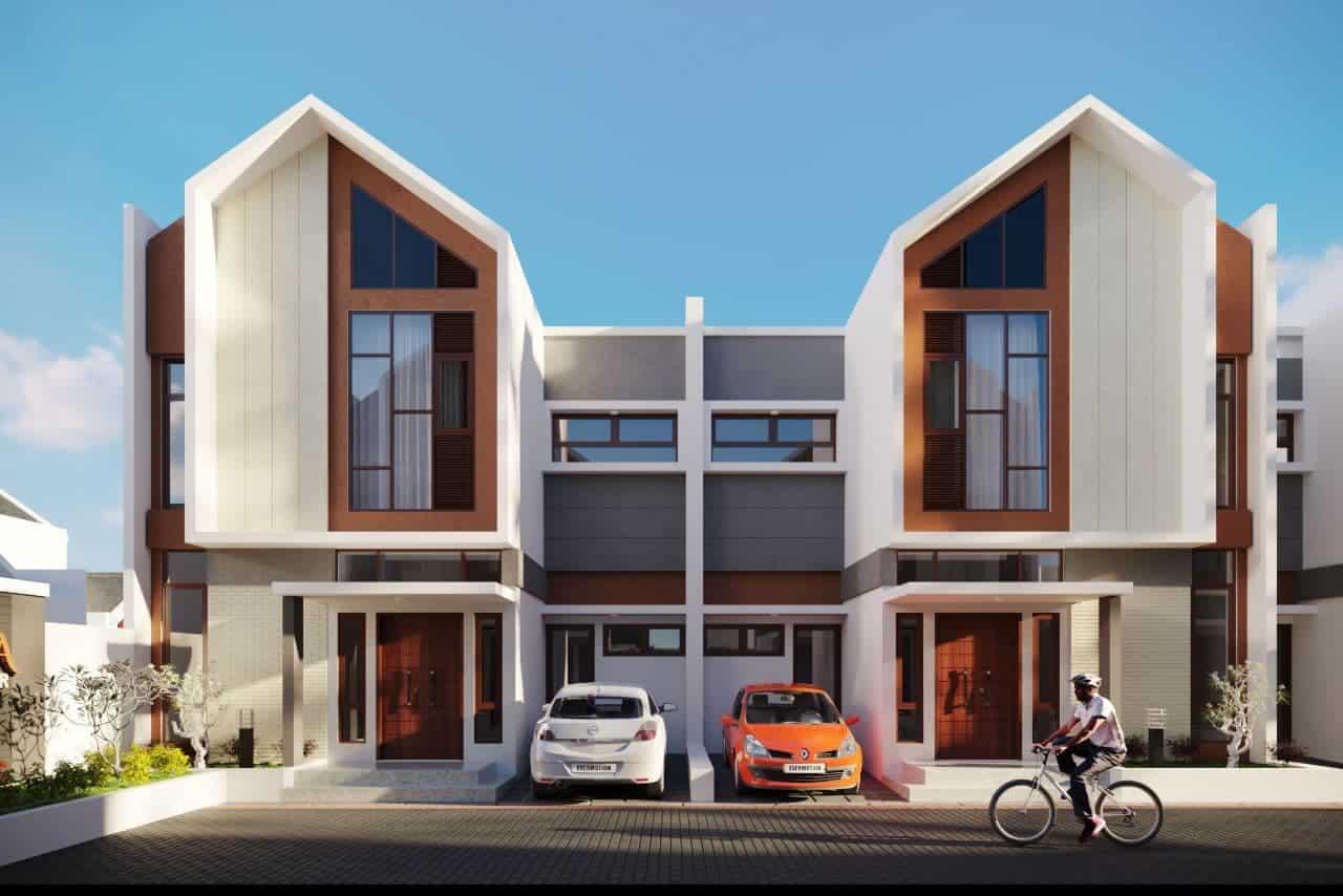 Iluvia Cluster - Rumah Syariah Bandung Arcamanik - Desain Tipe 75-60
